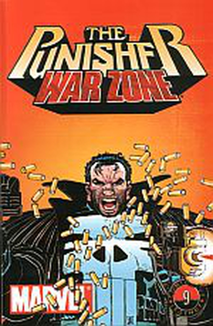 Comicsové legendy 9: Punisher - War Zone