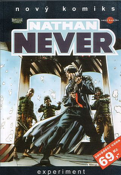 Nathan Never 2: Experiment