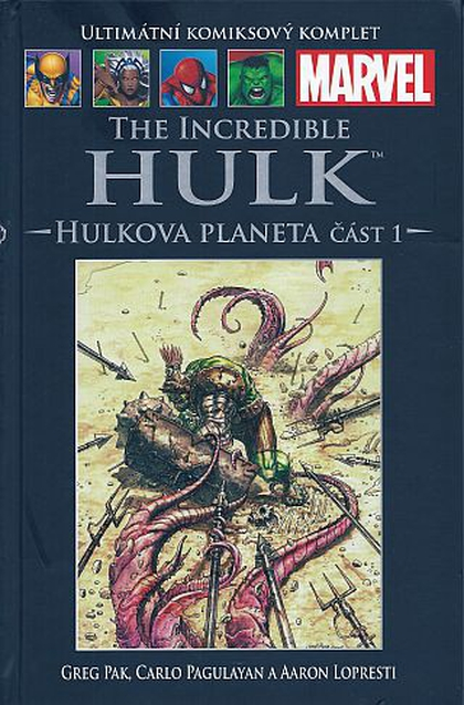 UKK 23: The Incredible Hulk: Hulkova planeta 1