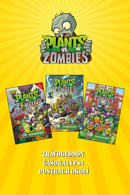 Plants vs. Zombies box (1-3)
