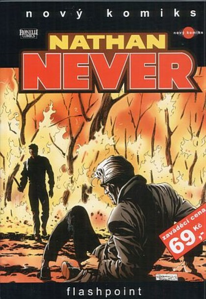 Nathan Never 3: Flashpoint