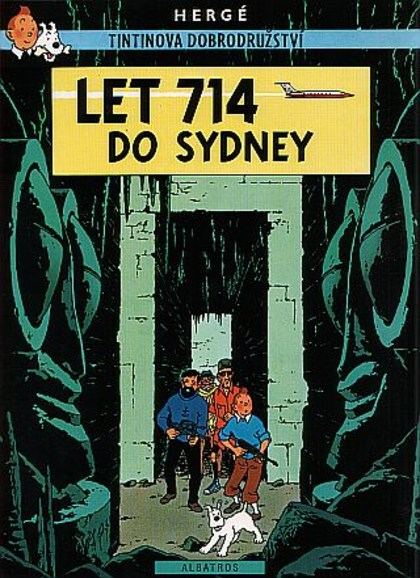 Tintin: Let 714 do Sydney