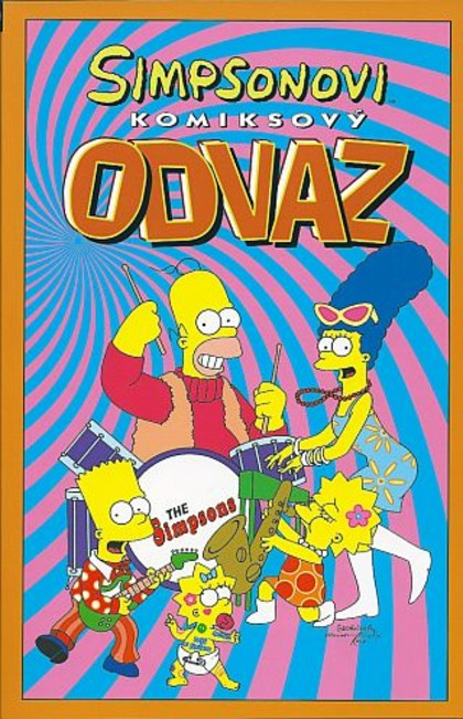 Simpsonovi: Komiksový odvaz