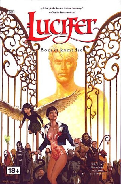 Lucifer 4: Božská komedie