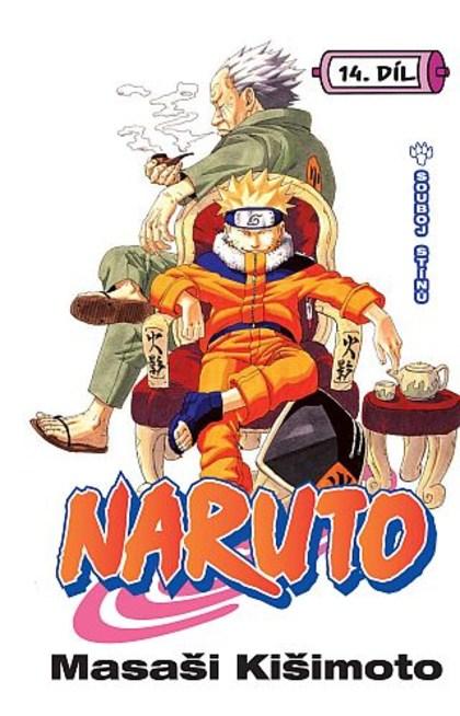 Naruto 14: Souboj stínů