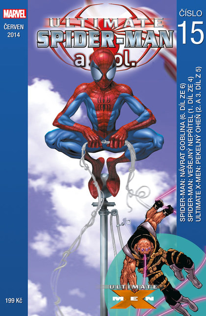 Ultimate Spider-Man a spol. 15
