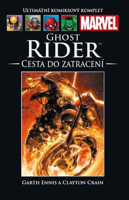 UKK 58: Ghost rider- Cesta do zatracení