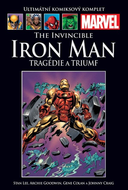 UKK 75: The Invincible Iron Man: Tragédie a triumf