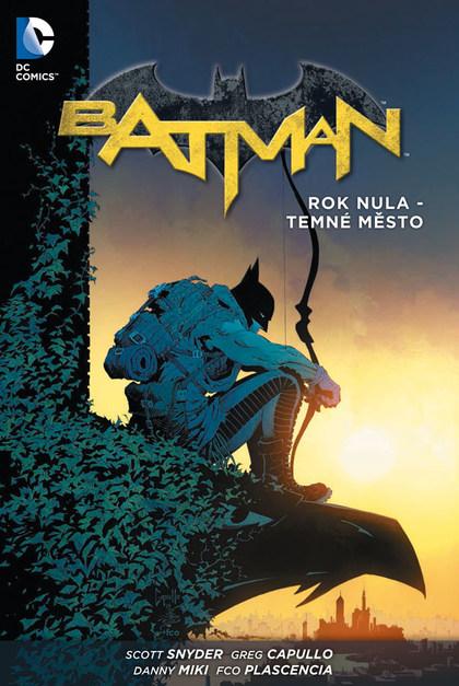 Batman 5: Rok nula - Temné město (váz.)
