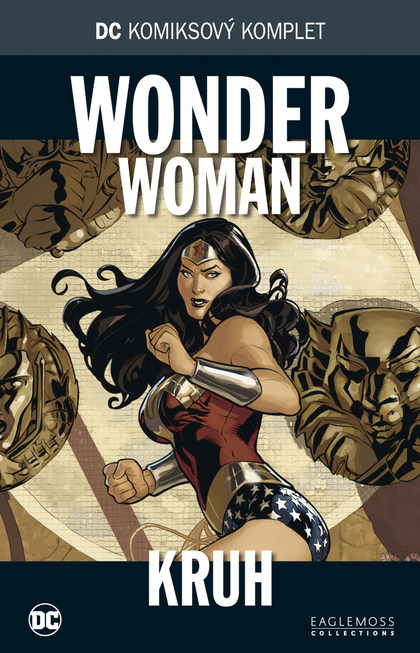 DC KK 30: Wonder Woman: Kruh