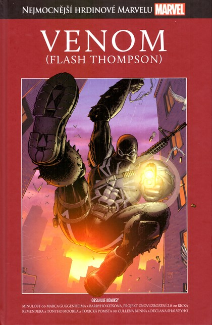 NHM 77: Venom (Flash Thompson)
