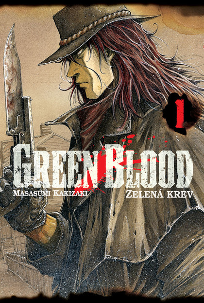 Green Blood - Zelená krev 1
