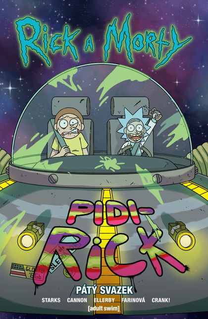 Rick a Morty 5